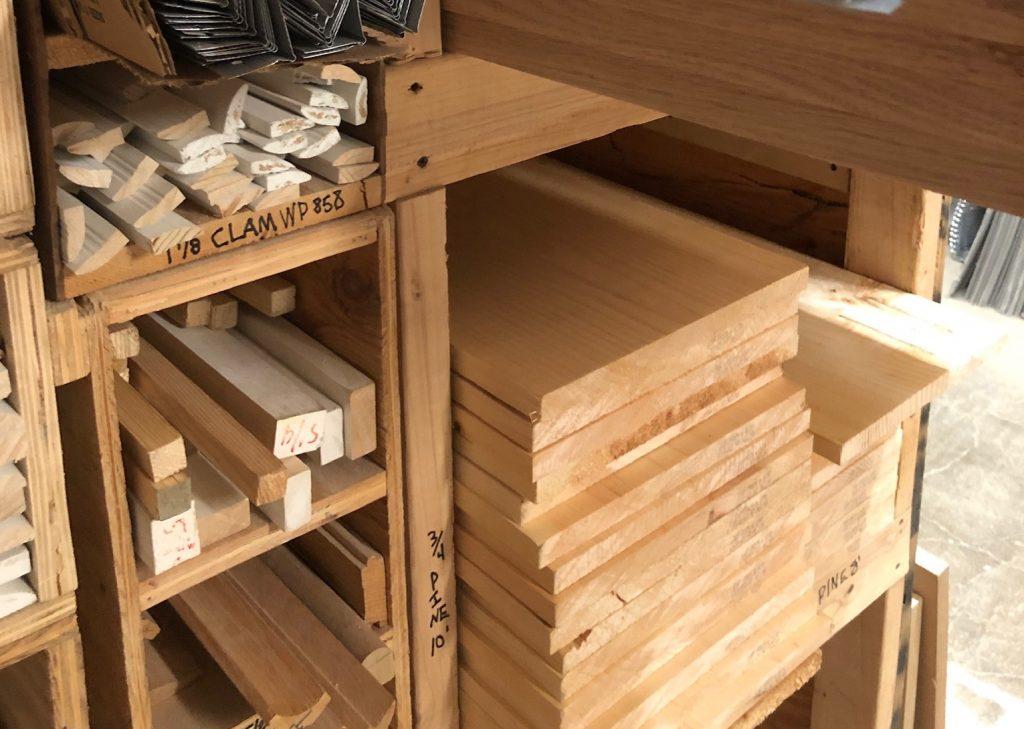 Lumber Boards