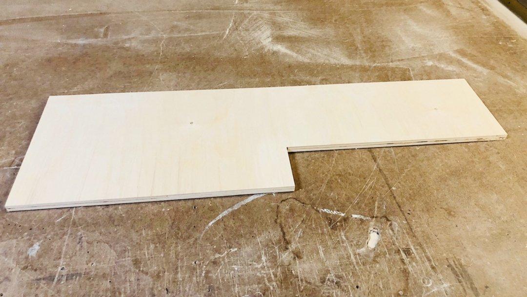custom wood cut
