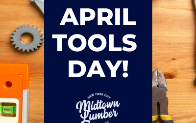 April Tools Day! The Best Tools For Your Next DIY Project