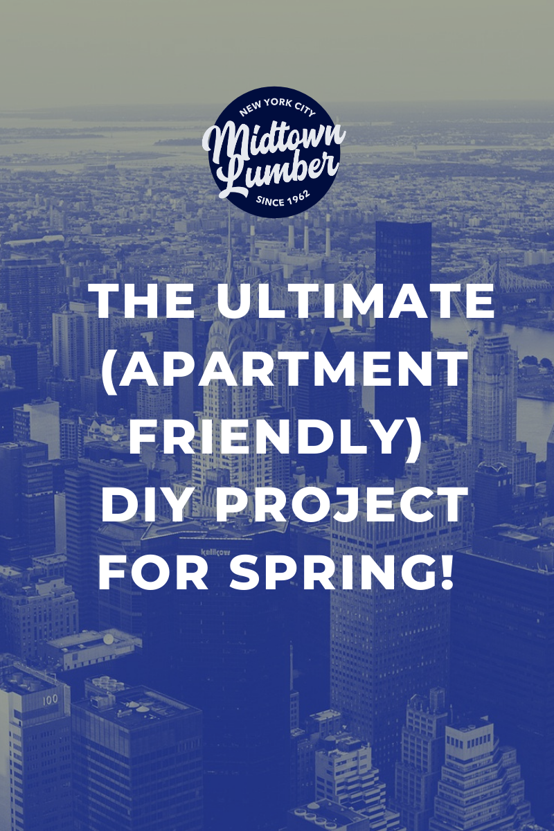 DIY Project For Spring