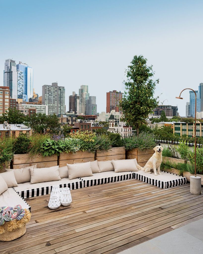 DIY Rooftop Projects